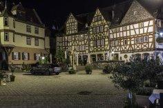 Plötze in der Altstadt Limburg